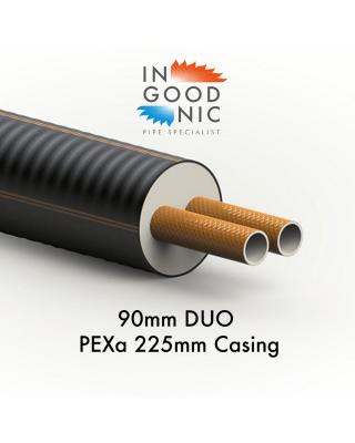 90mm DUO Fibre Flex