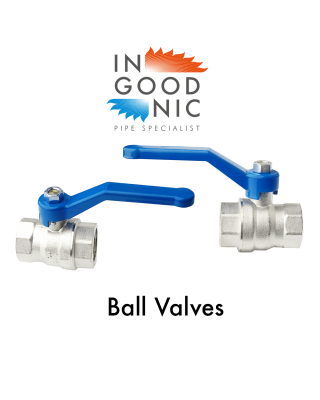Pair of Ball Valves