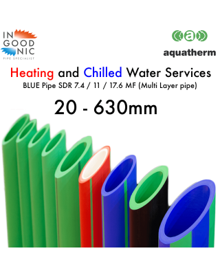 PP-R  - Heating and Chilled Water Services