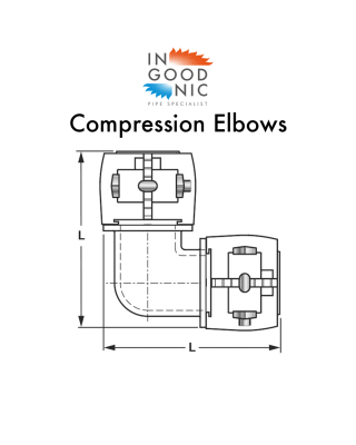Compression Elbow