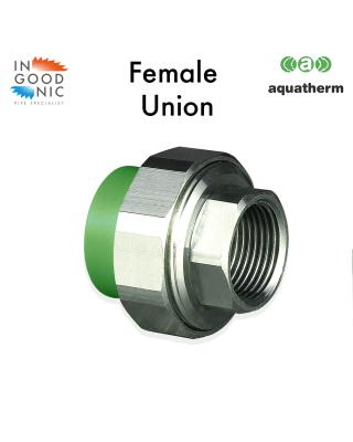 BSP (F) Union Nut Adaptor