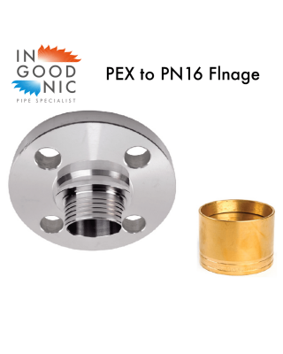 PRESS PN16 Flange Adaptors