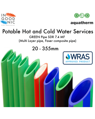 Aquatherm PP-R - Potable Hot and Cold Water Services