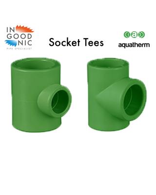 Socket Weld Reducing Tee