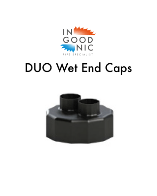 DUO HEAT SHRINK END CAPS