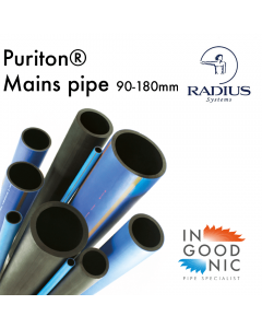 Barrier Mains Pipe