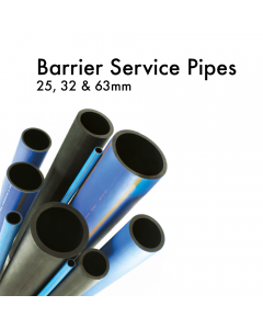 Barrier Service Pipe