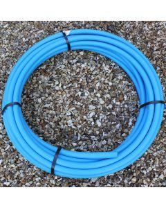 25mm Blue PE water pipe